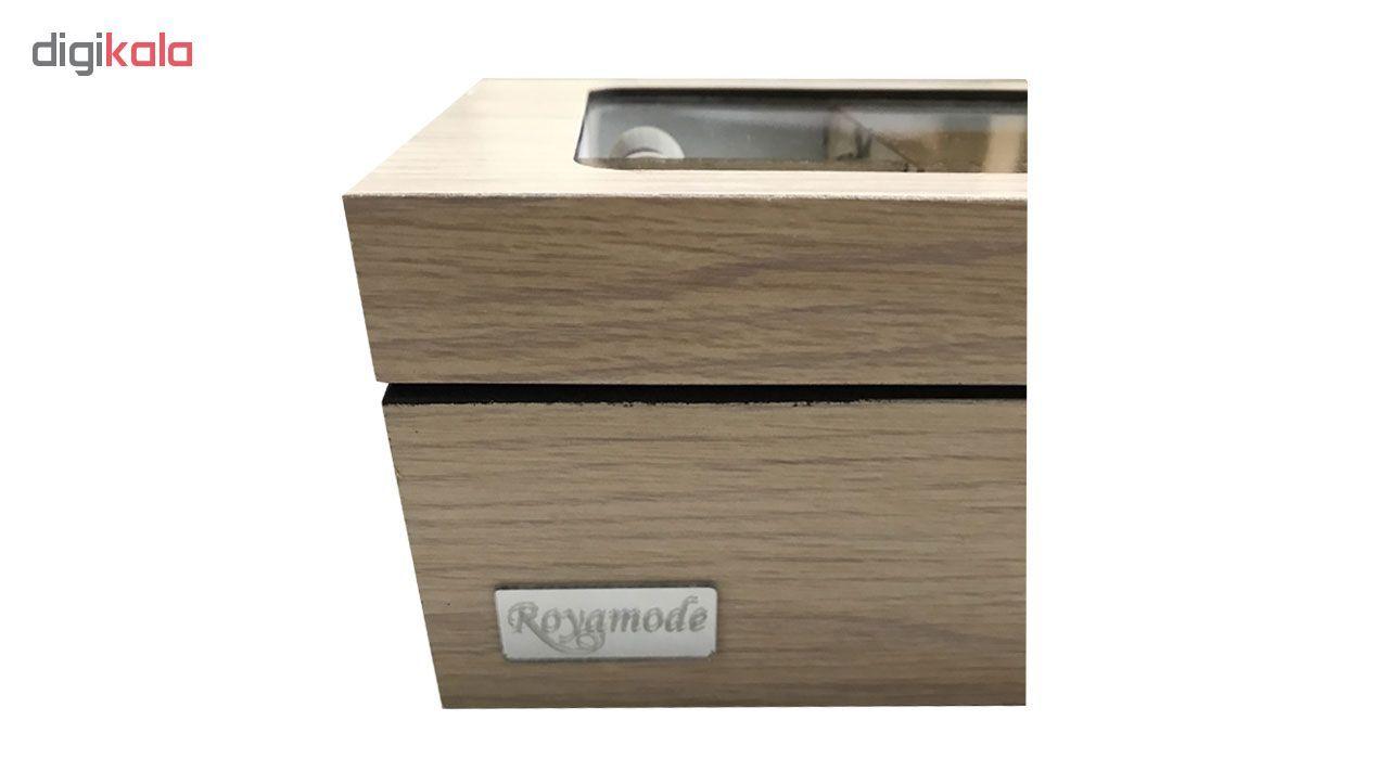 جعبه نخ و سوزن رویامد سری E1 مدل ویولت main 1 5