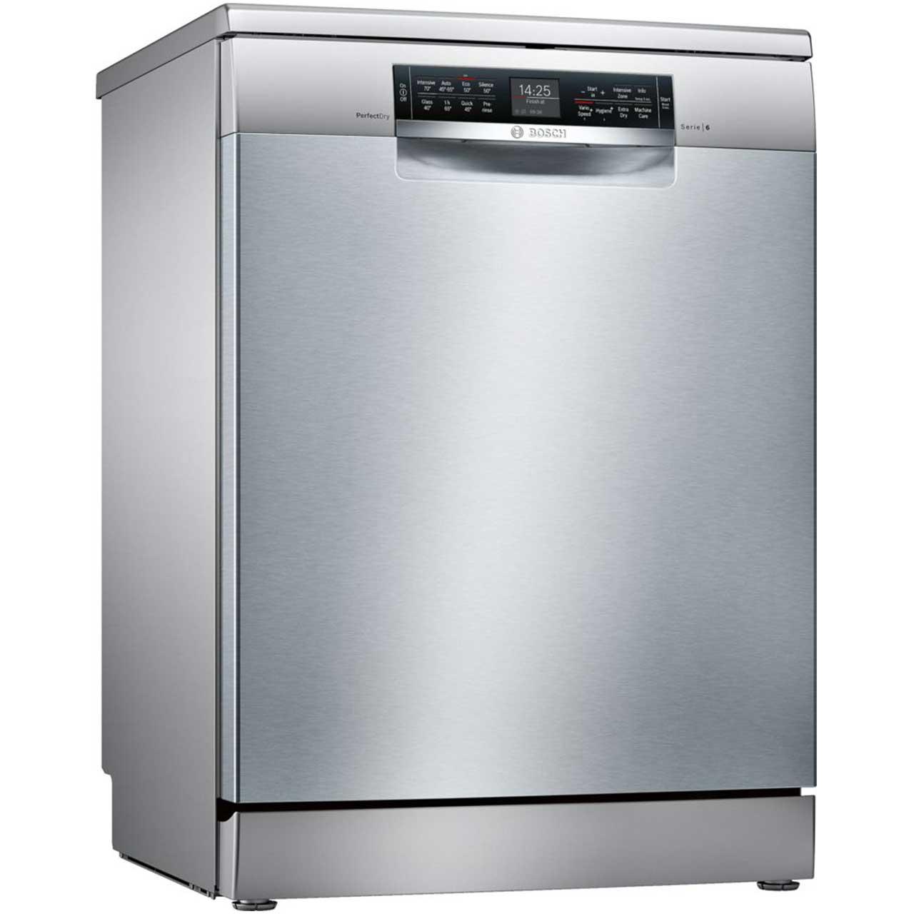 ماشین ظرفشویی بوش سری 6 مدل  SMS68TI02B - ویژه جشنواره بوش