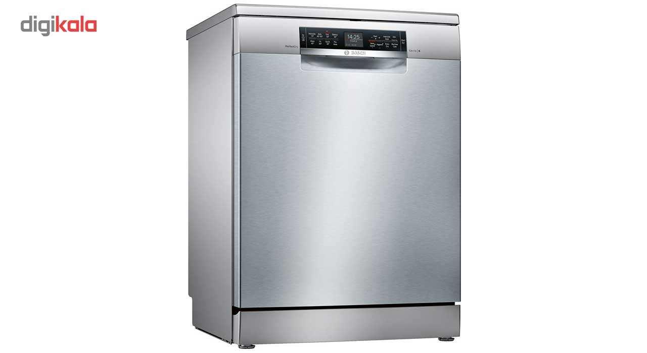 ماشین ظرفشویی بوش سری 6 مدلSMS68TI02B – ویژه جشنواره بوش  Bosch 6 Series SMS68TI02B Dishwasher