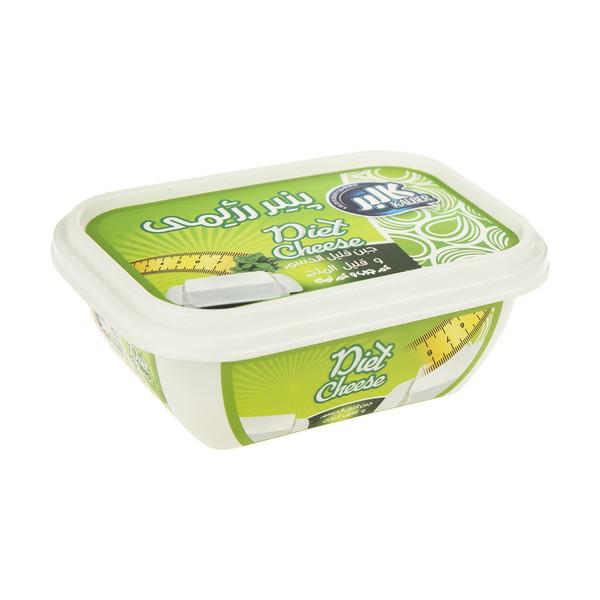 پنیر رژیمی کالبر وزن 250 گرم