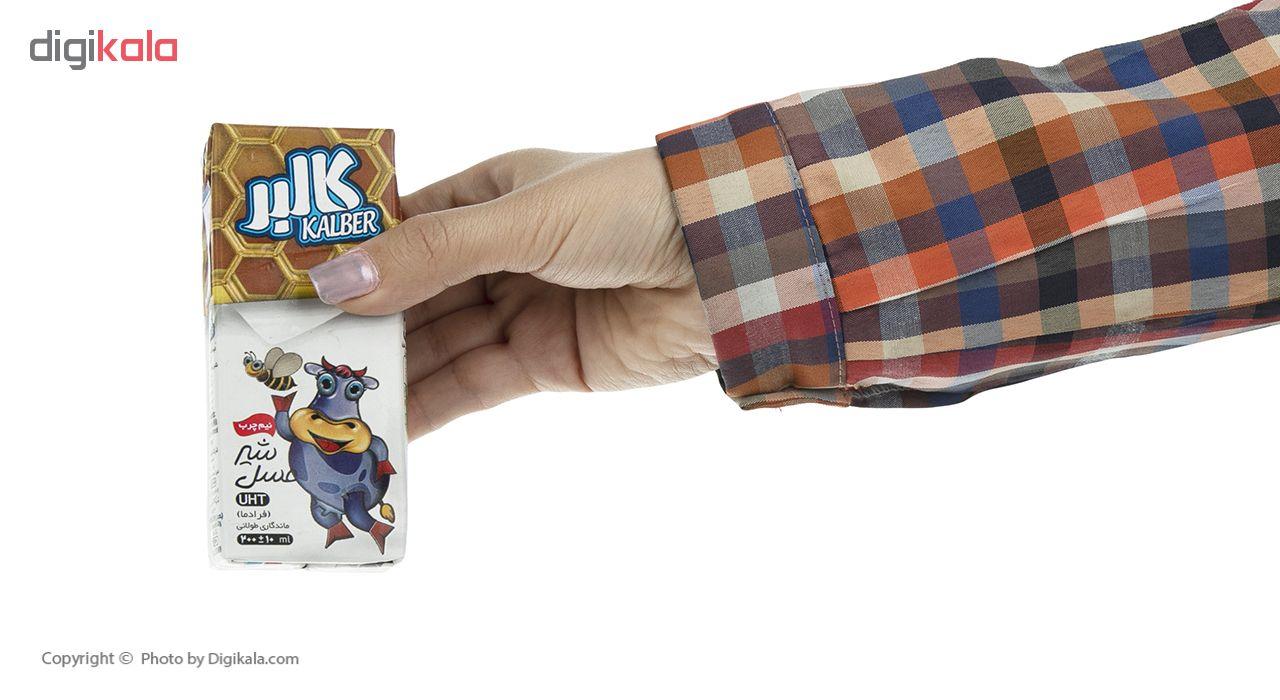 شیر عسل نیم چرب کالبر حجم 200 میلی لیتر main 1 4