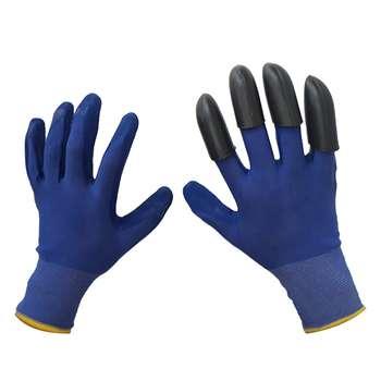 دستکش ایمنی گاردن جنی گلووس کد 002