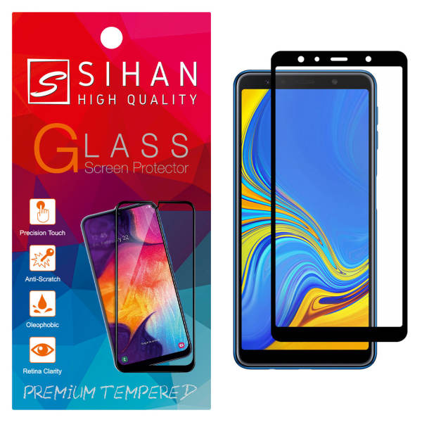 محافظ صفحه نمایش سیحان مدل FG مناسب برای گوشی موبایل سامسونگ Galaxy A7 2018