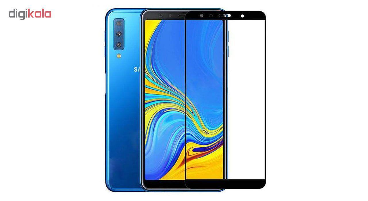 محافظ صفحه نمایش سیحان مدل FG مناسب برای گوشی موبایل سامسونگ Galaxy A7 2018 main 1 2