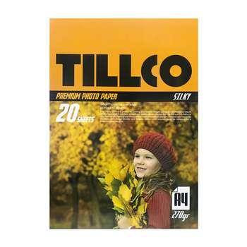 کاغذ چاپ عکس مات تیلکو مدل NG006338 سایز A4 بسته 20 عددی