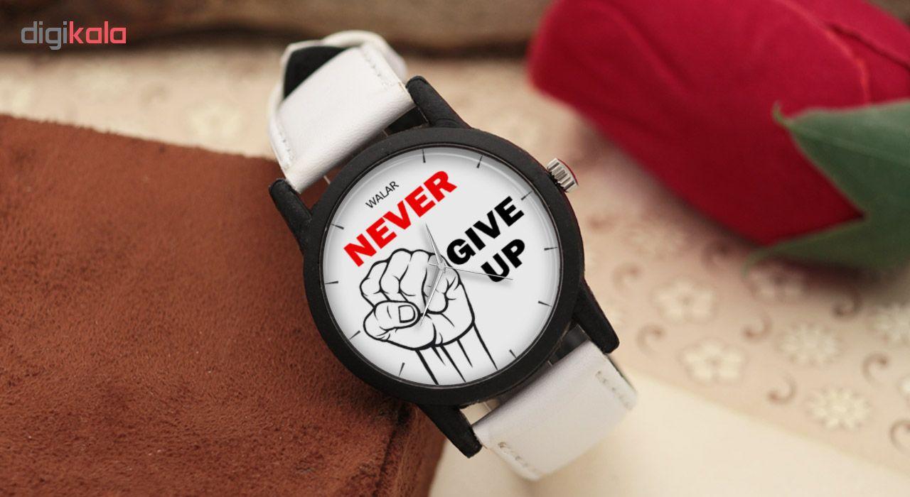 ساعت  والار طرح Never Give Up مدل LF1386