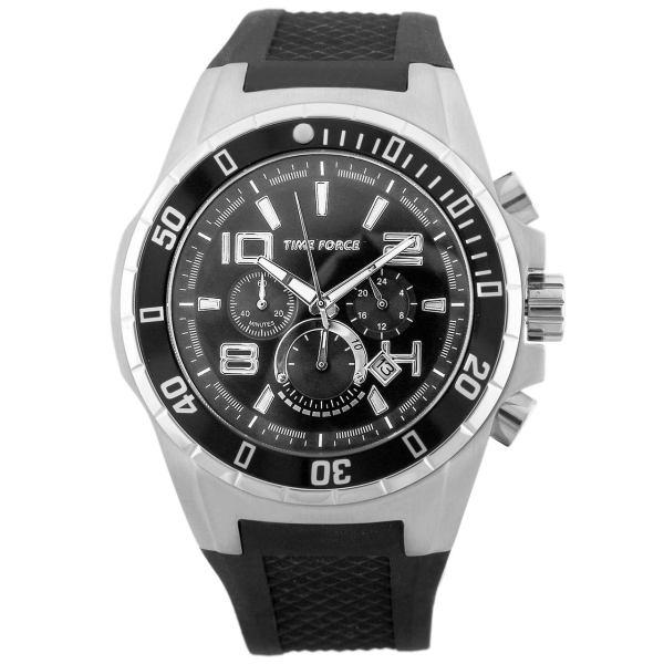 ساعت مچی عقربه ای مردانه تایم فورس مدل TF3395M01