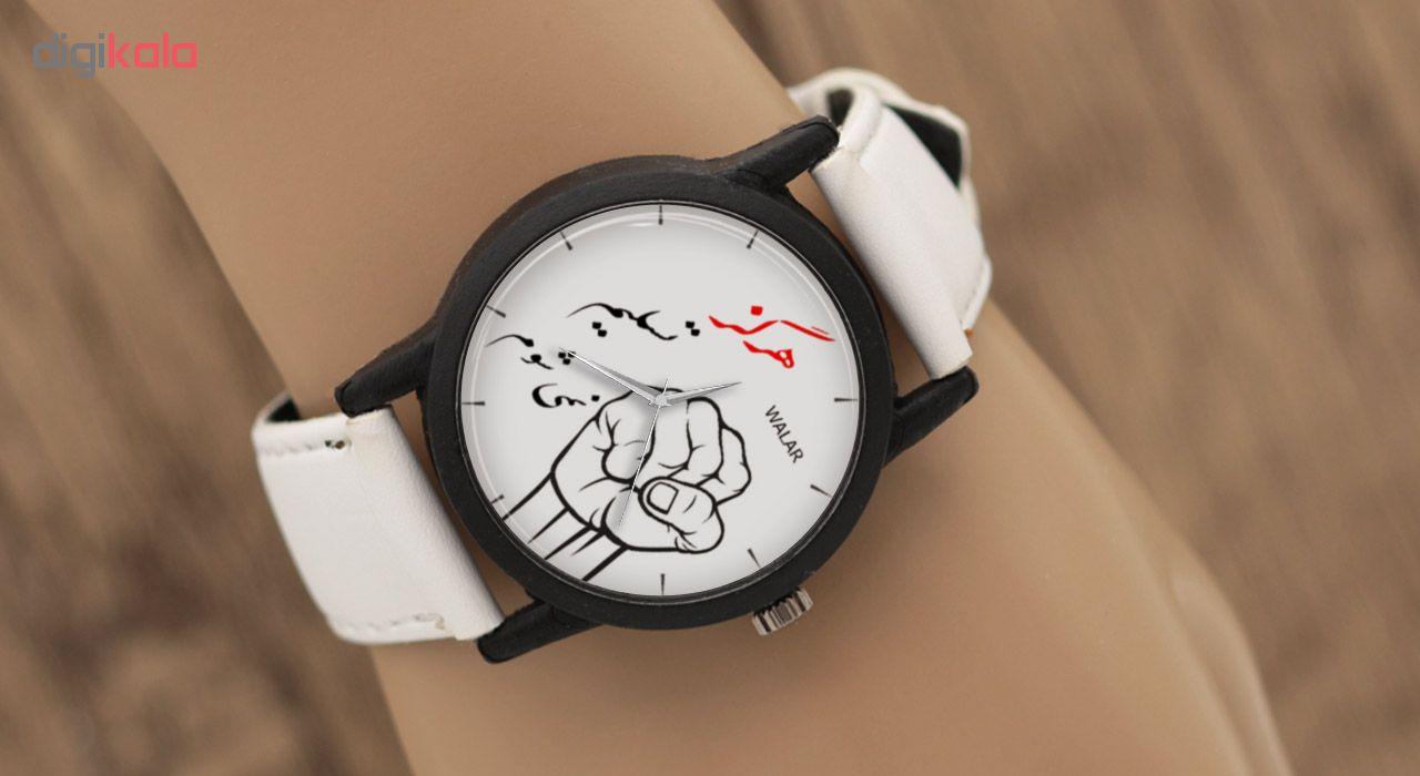 ساعت  والار مدل LF1390