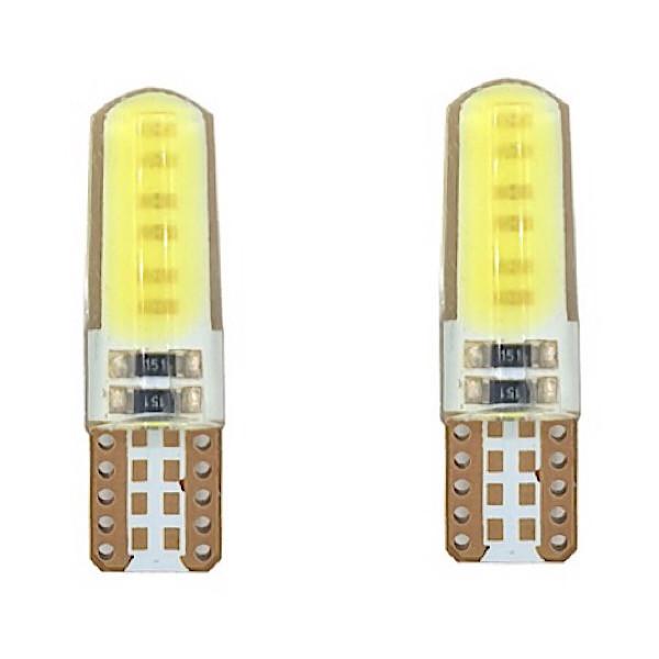 لامپ سی اوبی خودرو دایموند مدل T10 بسته ۲ عددی