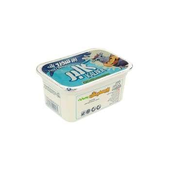پنیر سفید تازه پروبیوتیک کالبر وزن 400 گرم