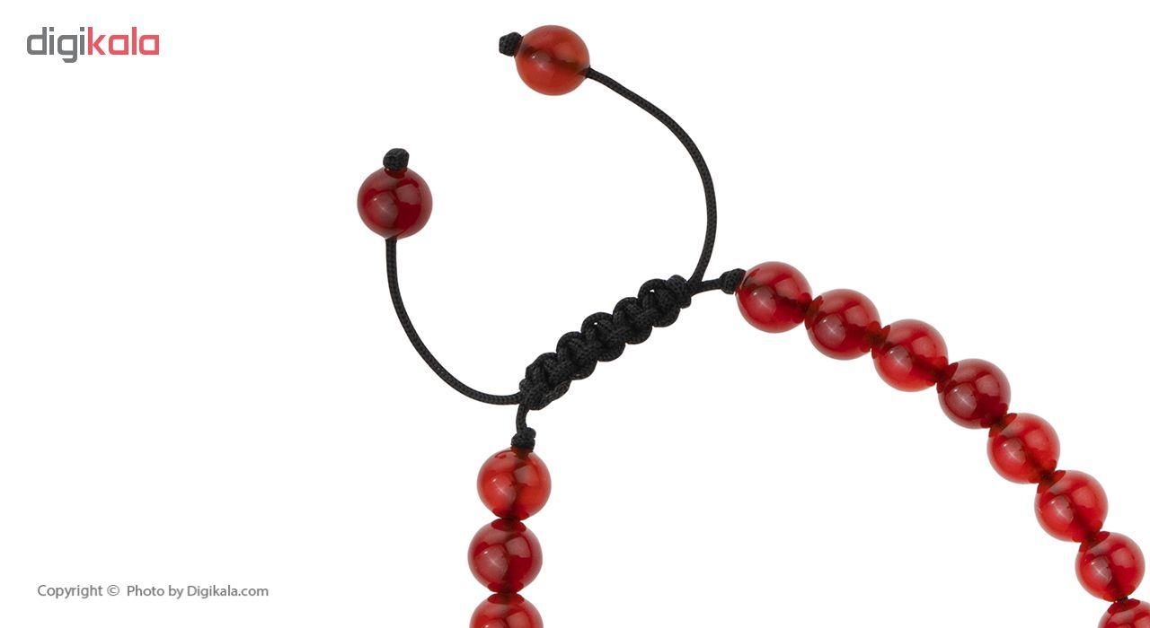 دستبند نقره زنانه هونام کد H-11