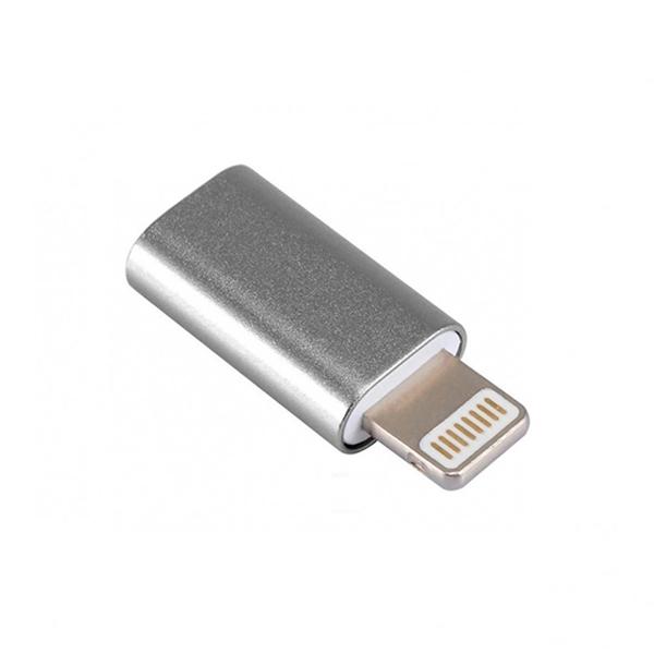 مبدل micro USB به لایتنینگ کد75              ( قیمت و خرید)