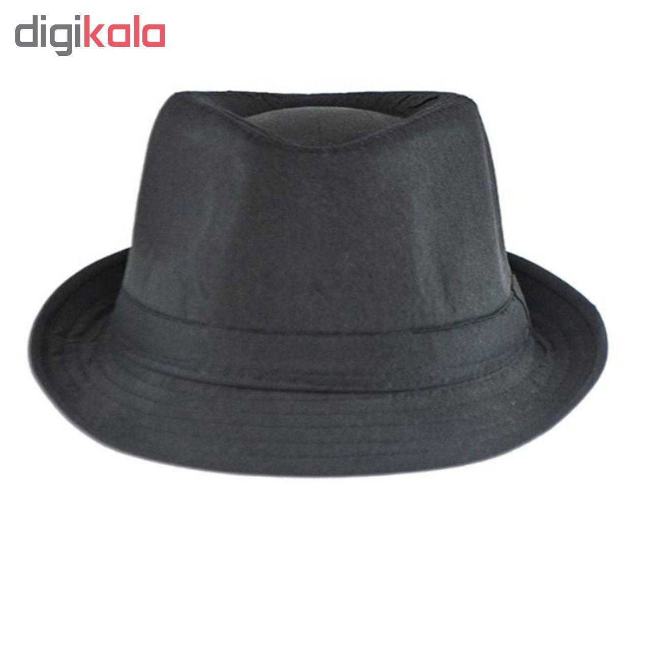 کلاه شاپو مردانه کد 3001 main 1 1