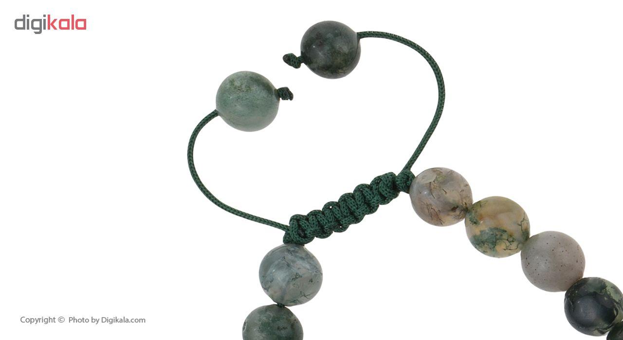 دستبند نقره زنانه هونام کد H-15