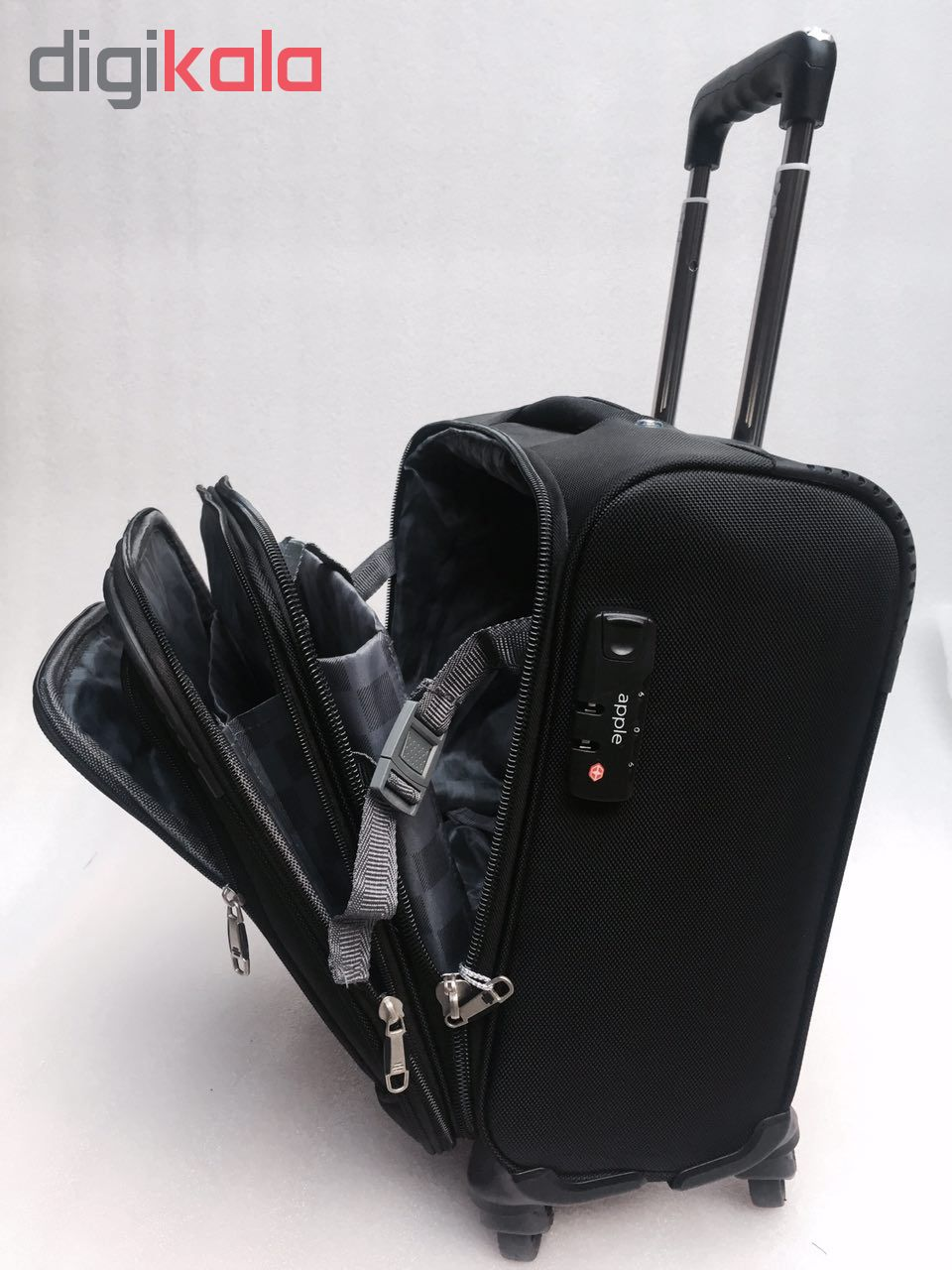 چمدان خلبانی مدل AP1021