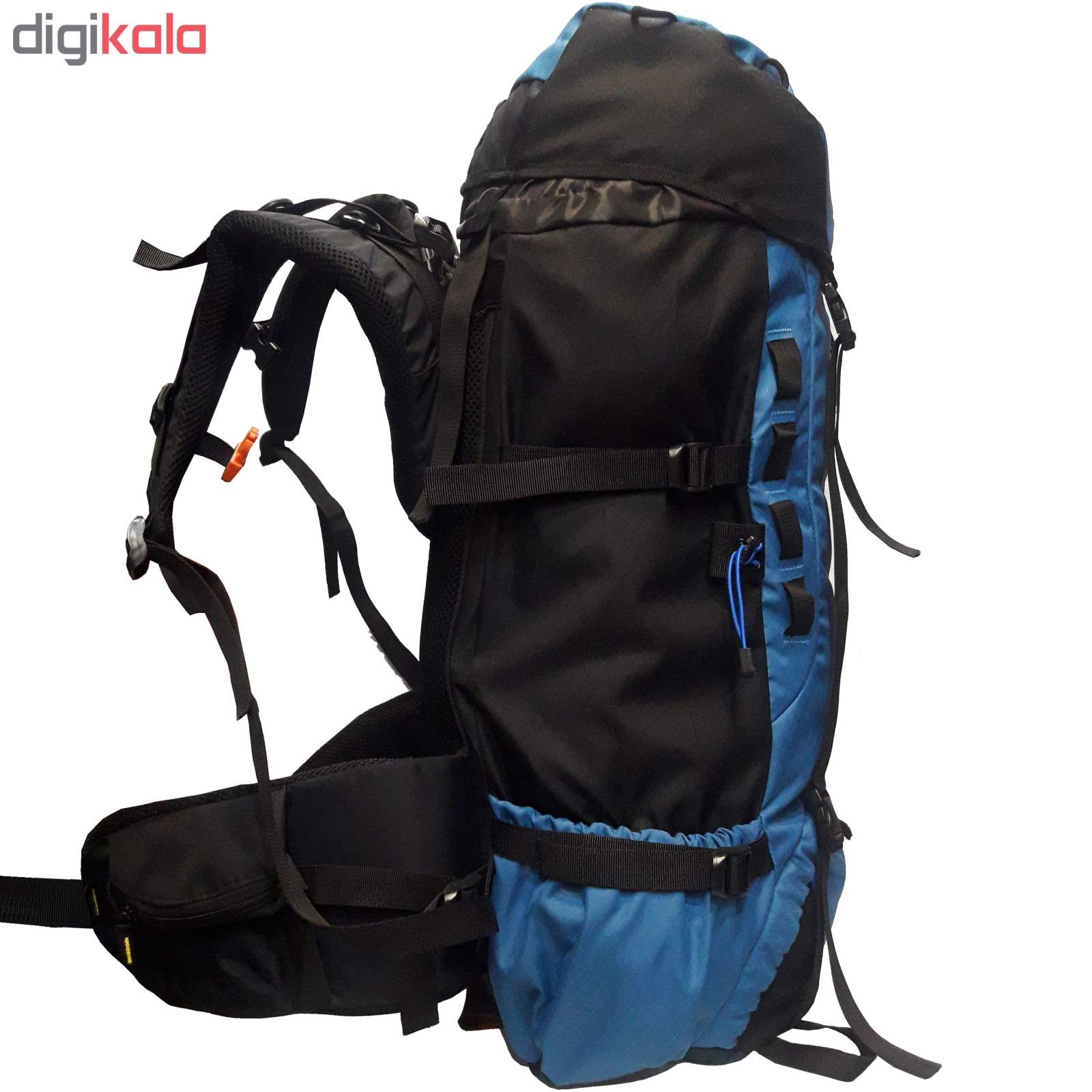 کوله پشتی کوهنوردی 70 لیتری مدل D650 main 1 3