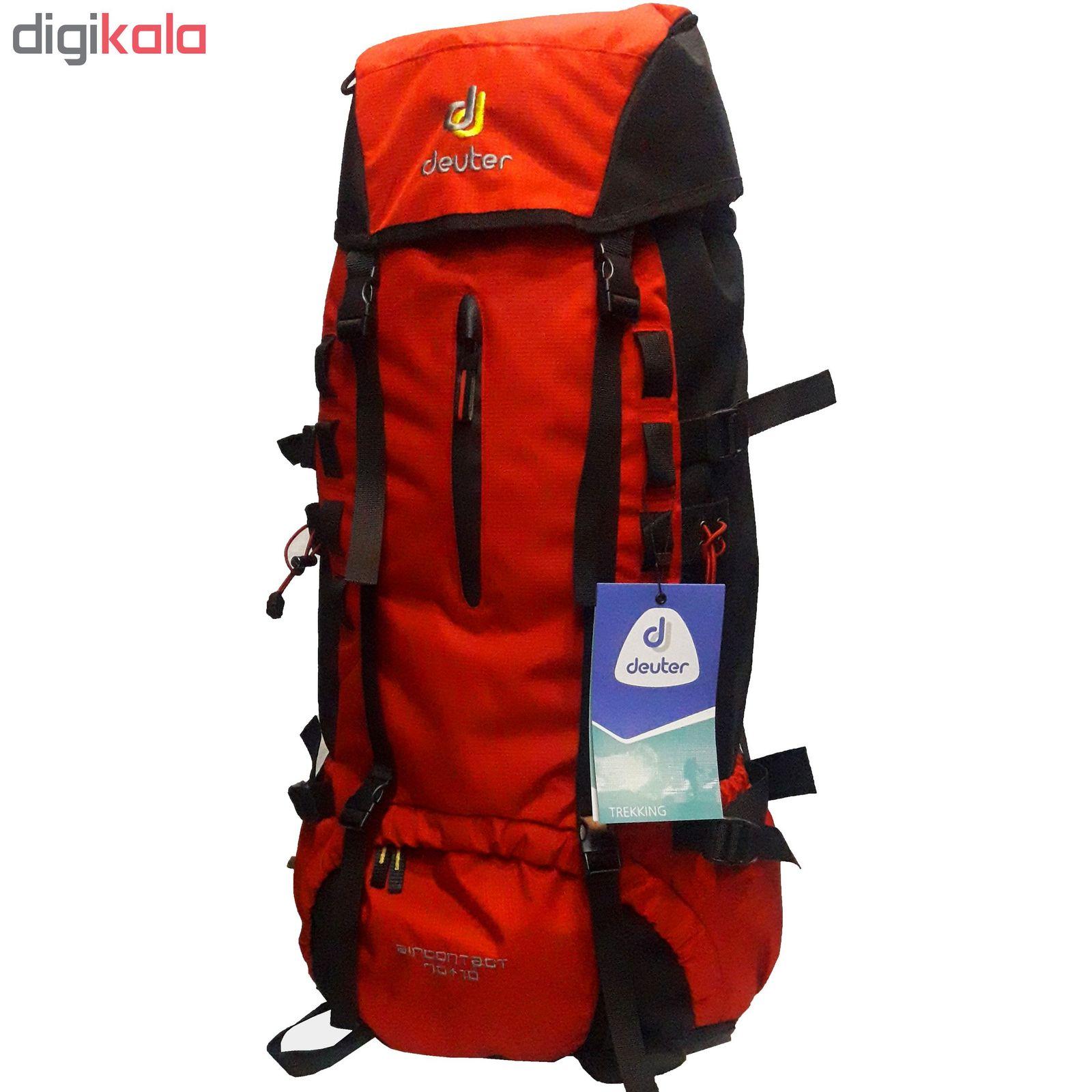 کوله پشتی کوهنوردی 70 لیتری مدل D650 main 1 7
