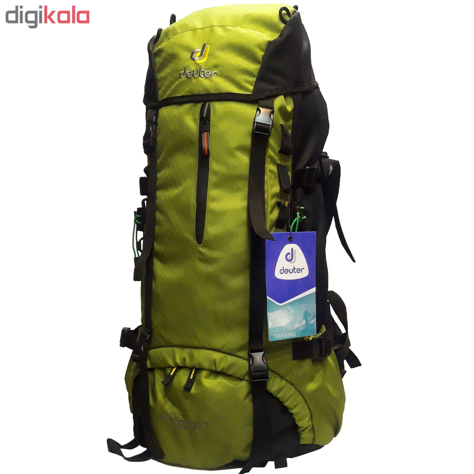 کوله پشتی کوهنوردی 70 لیتری مدل D650 main 1 8