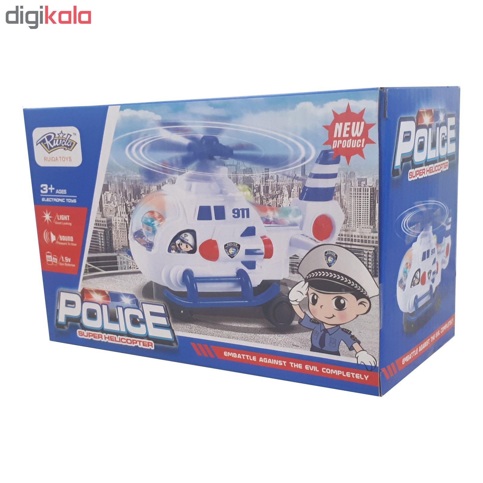 هلی کوپتر طرح پلیس کد 100 main 1 3