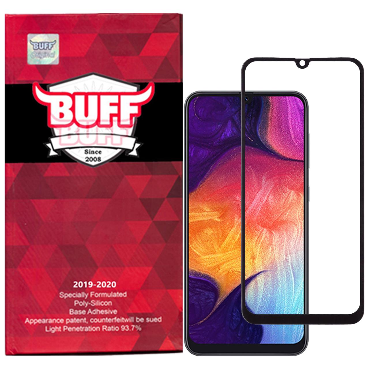 محافظ صفحه نمایش 5D بوف مدل F33 مناسب برای گوشی موبایل سامسونگ Galaxy A50
