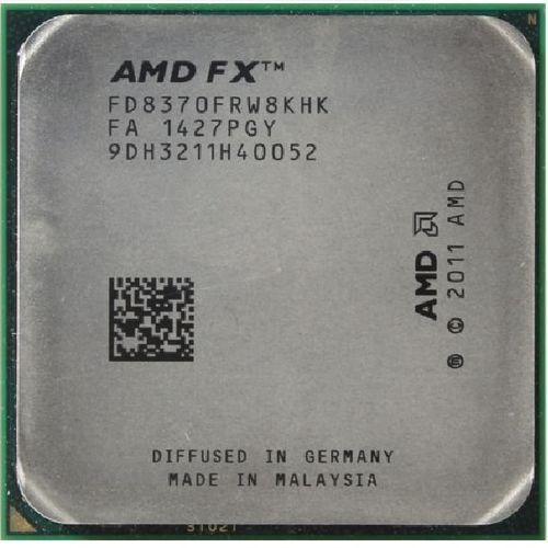 پردازنده مرکزی ای ام دی سری Piledriver مدل FX-8370 Tray