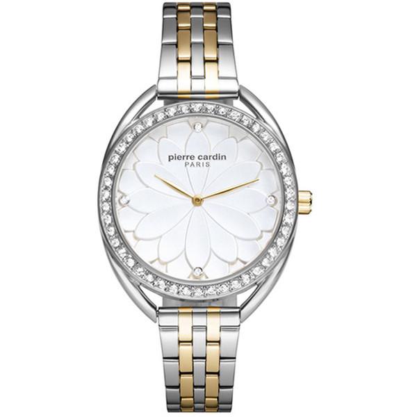 ساعت مچی عقربه ای زنانه پیر کاردین مدل PC902392F08