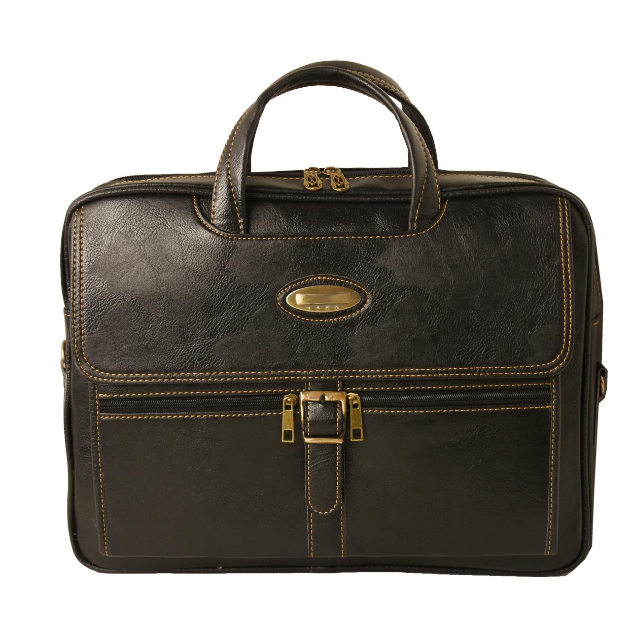 کیف اداری مردانه پارینه مدل  P256
