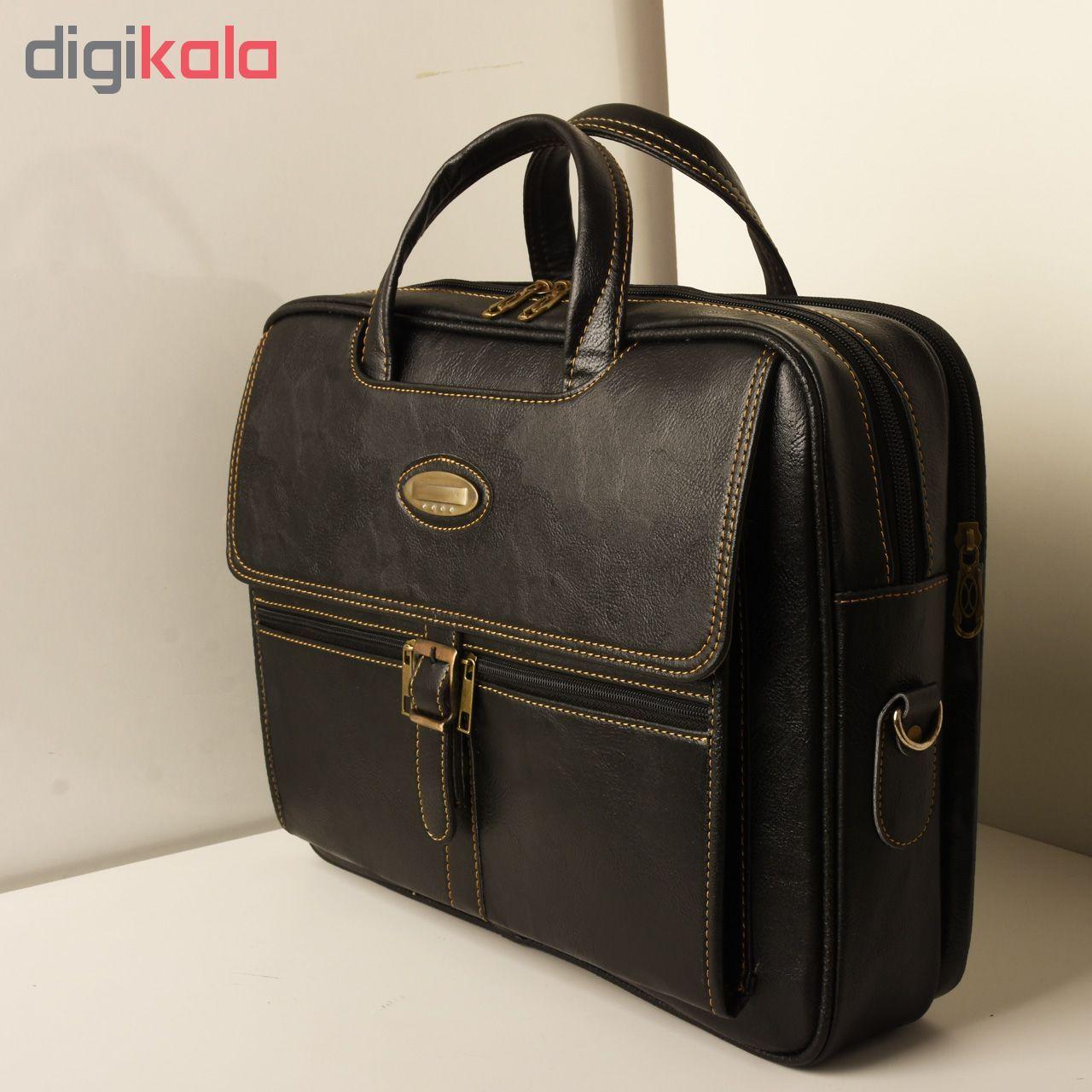کیف اداری مردانه مدل P256  main 1 3