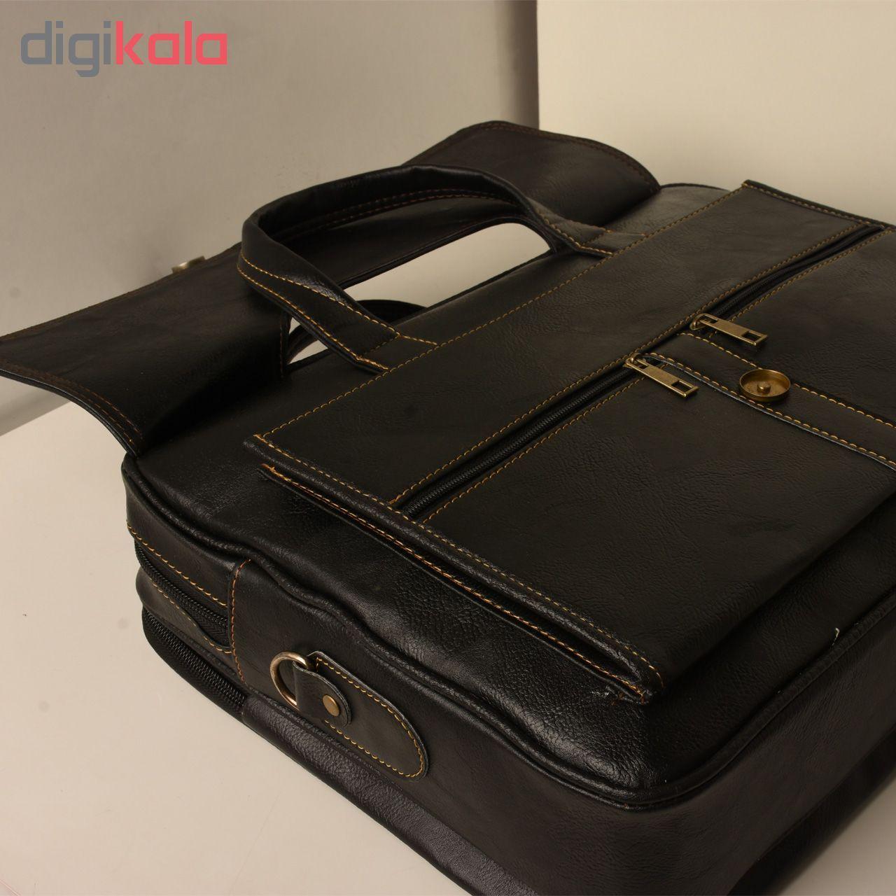 کیف اداری مردانه مدل P256  main 1 6
