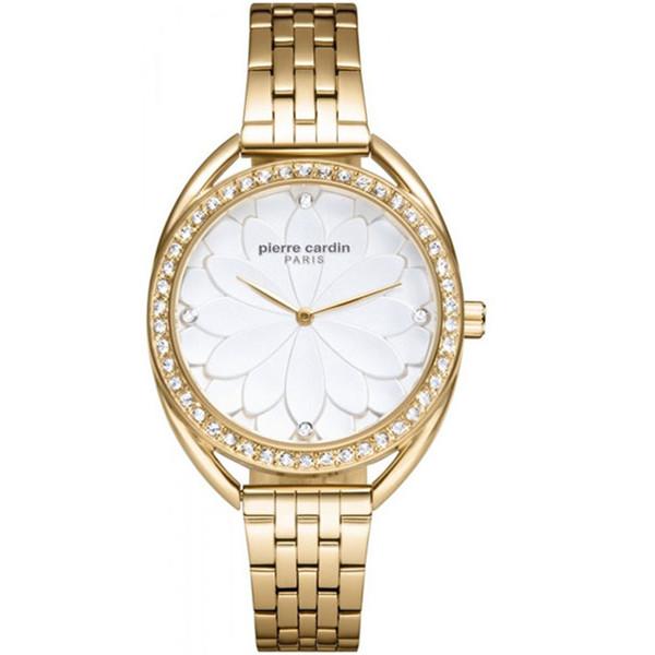 ساعت مچی عقربه ای زنانه پیر کاردین مدل PC902392F07