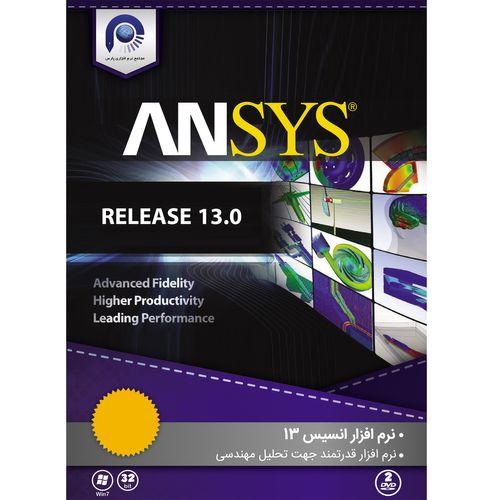نرم افزار Ansys 13 نسخه 32bit نشر مجتمع نرم افزاری پارس