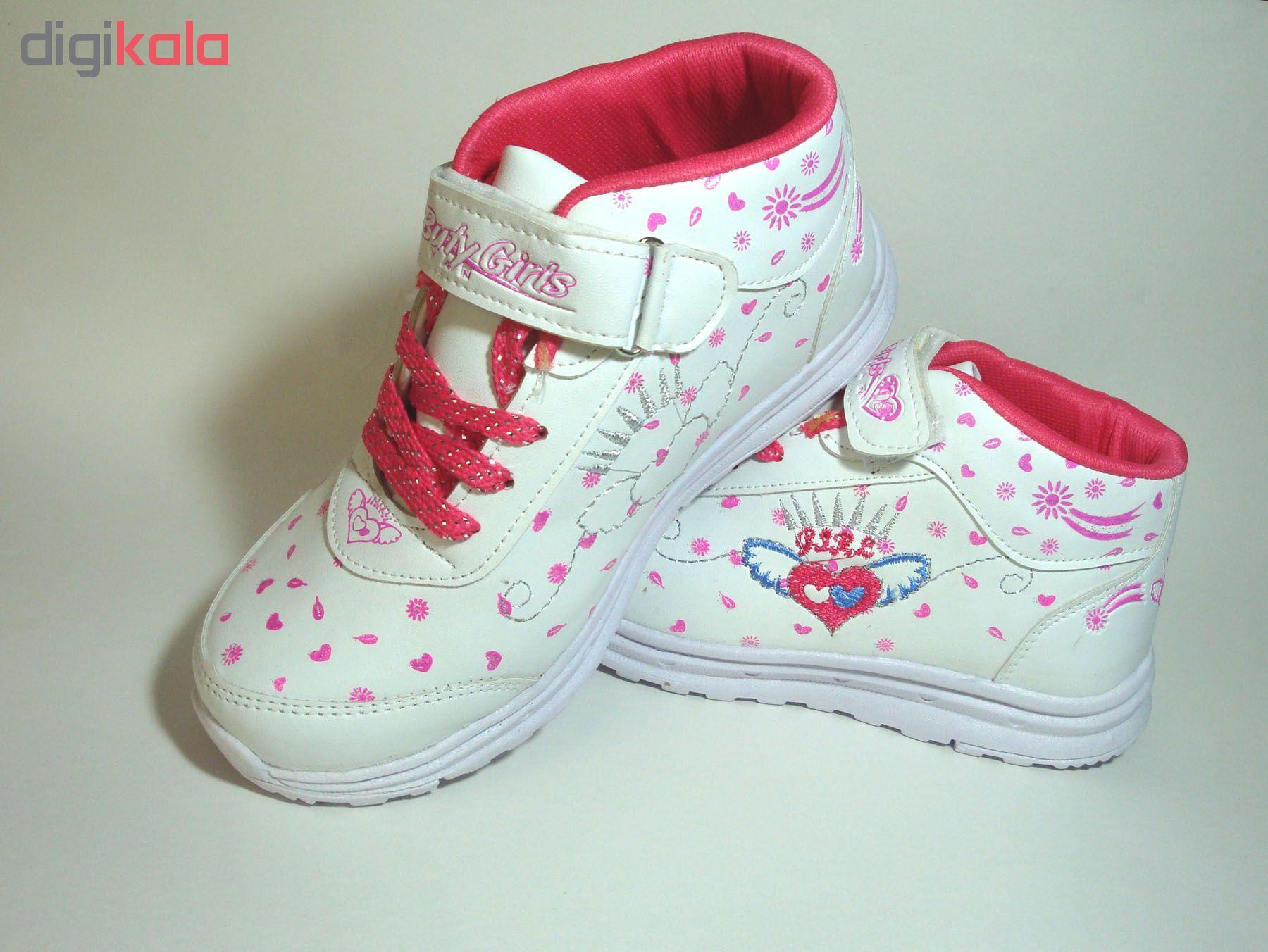کفش مخصوص پیاده روی دخترانه کد  Nwit02