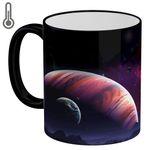 ماگ حرارتی لومانا طرح کهکشان کد MAG1614