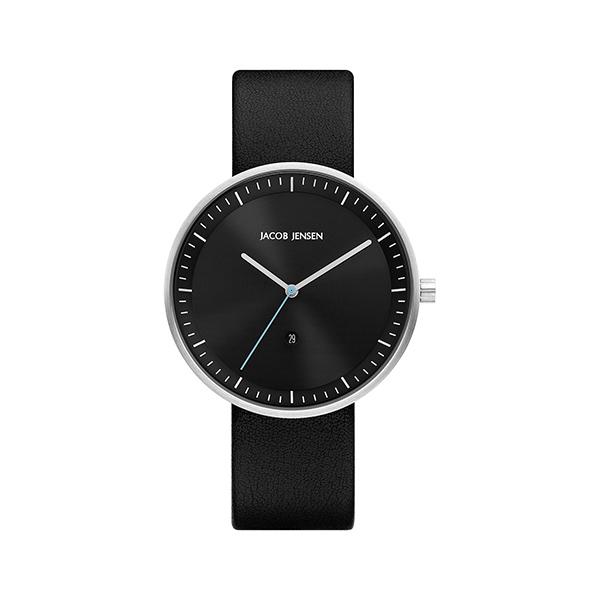 کد تخفیف                                      ساعت مچی عقربه ای مردانه جیکوب جنسن مدل Strata 274