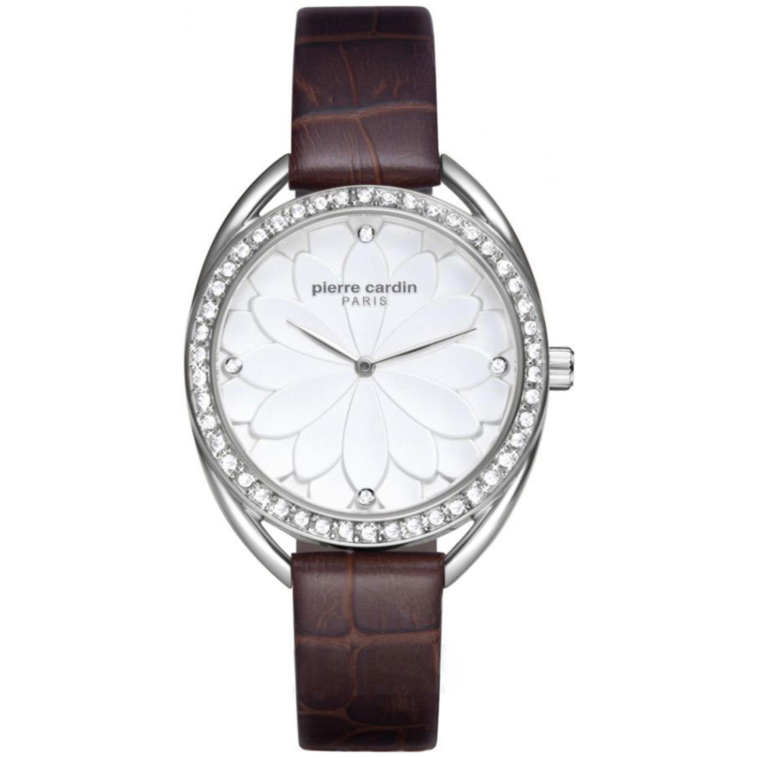 ساعت مچی عقربه ای زنانه پیر کاردین مدل PC902392F01
