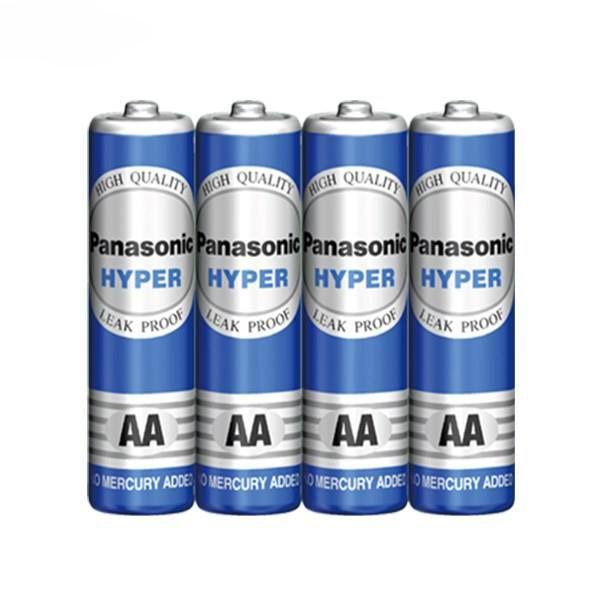 باتری قلمی پاناسونیک مدل Hyper بسته 4 عددی