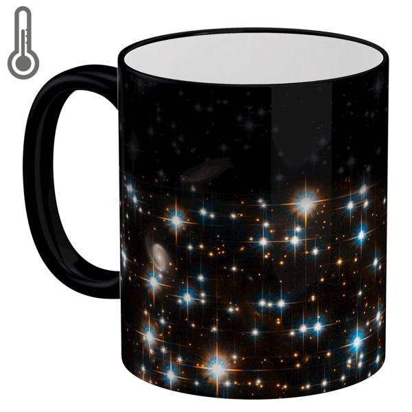 ماگ حرارتی لومانا طرح کهکشان کد MAG1617