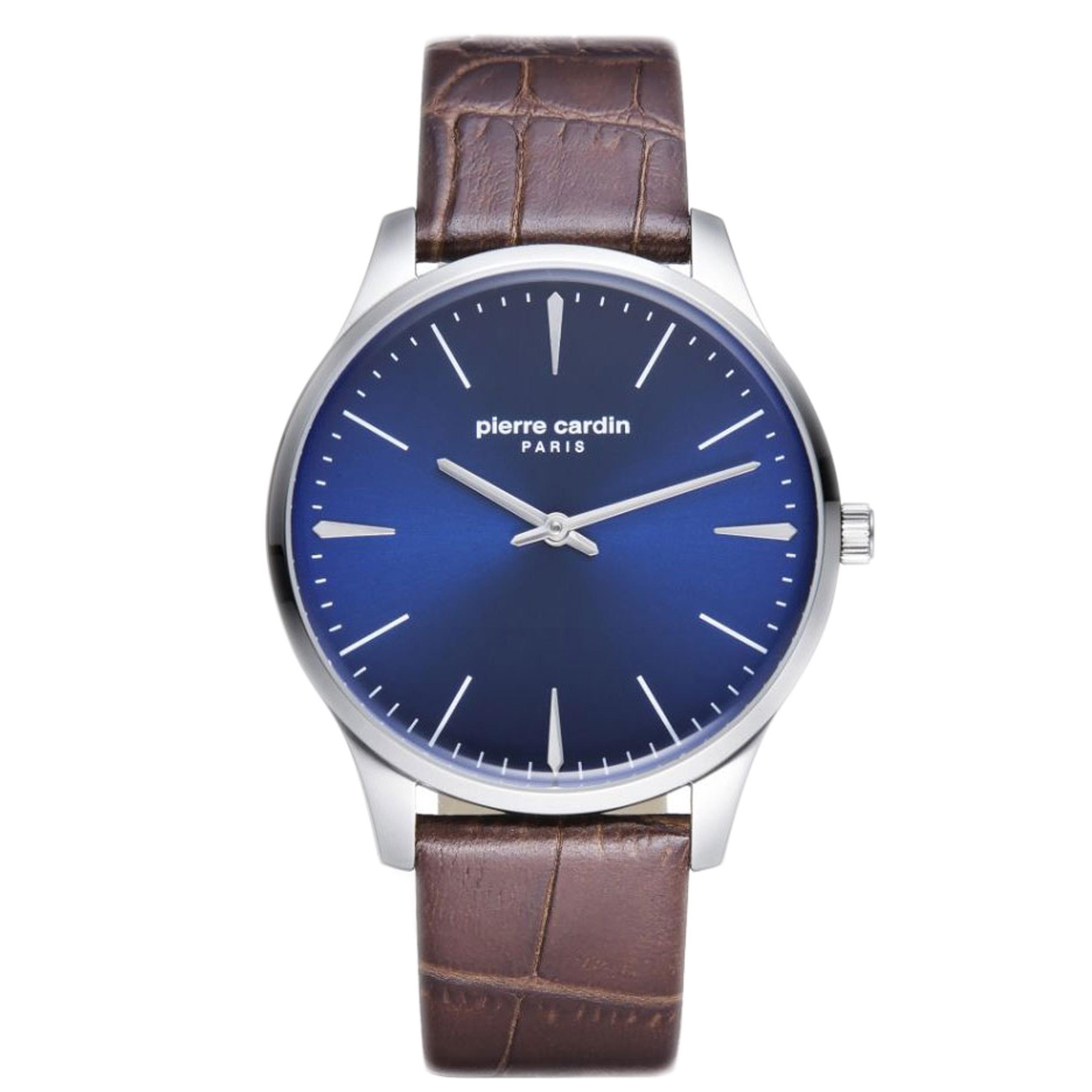 ساعت مچی عقربه ای مردانه پیرکاردین مدل PC902271F12