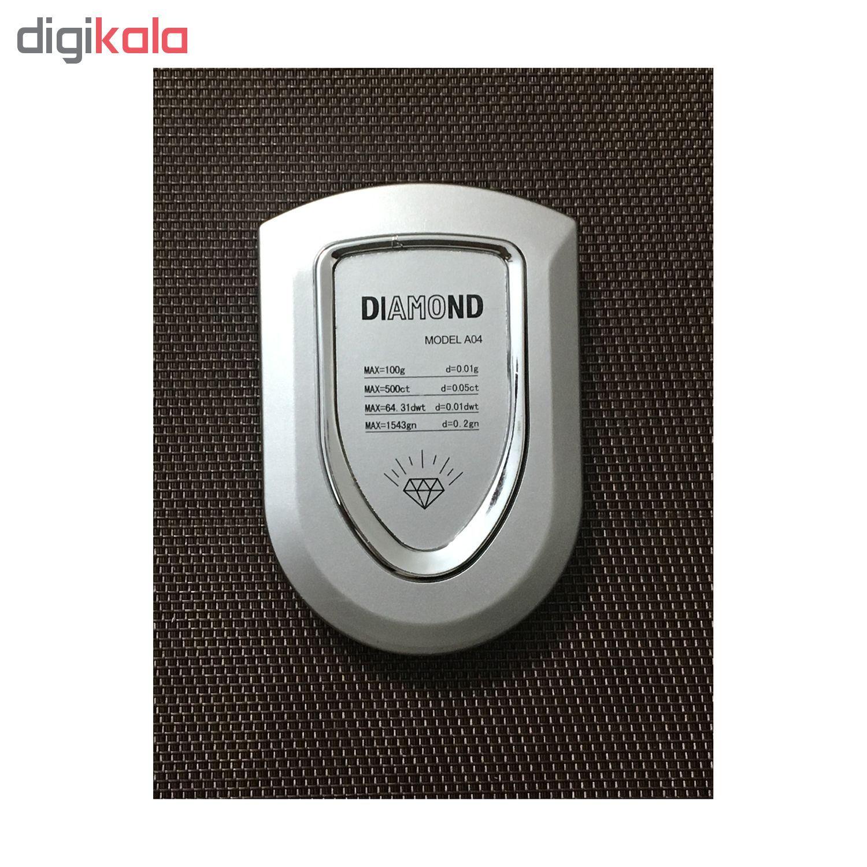 ترازو دیجیتال دایاموند مدل A04 main 1 3