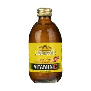 نوشابه انرژی زا ویتامین سی لئونارد - 240 گرم