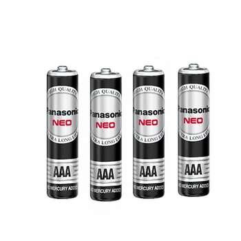 باتری نیم قلمی پاناسونیک مدل  NEO  بسته 4 عددی
