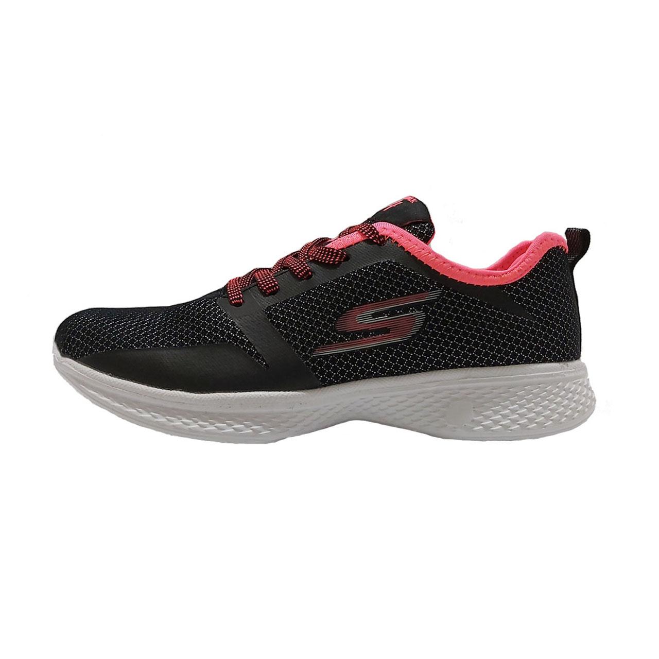 کفش مخصوص پیاده روی زنانه اسکچرز مدل GO Walk 4 -WBP