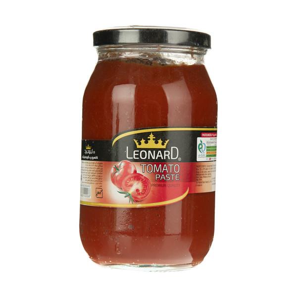 رب گوجه فرنگی لئونارد وزن 500 گرم