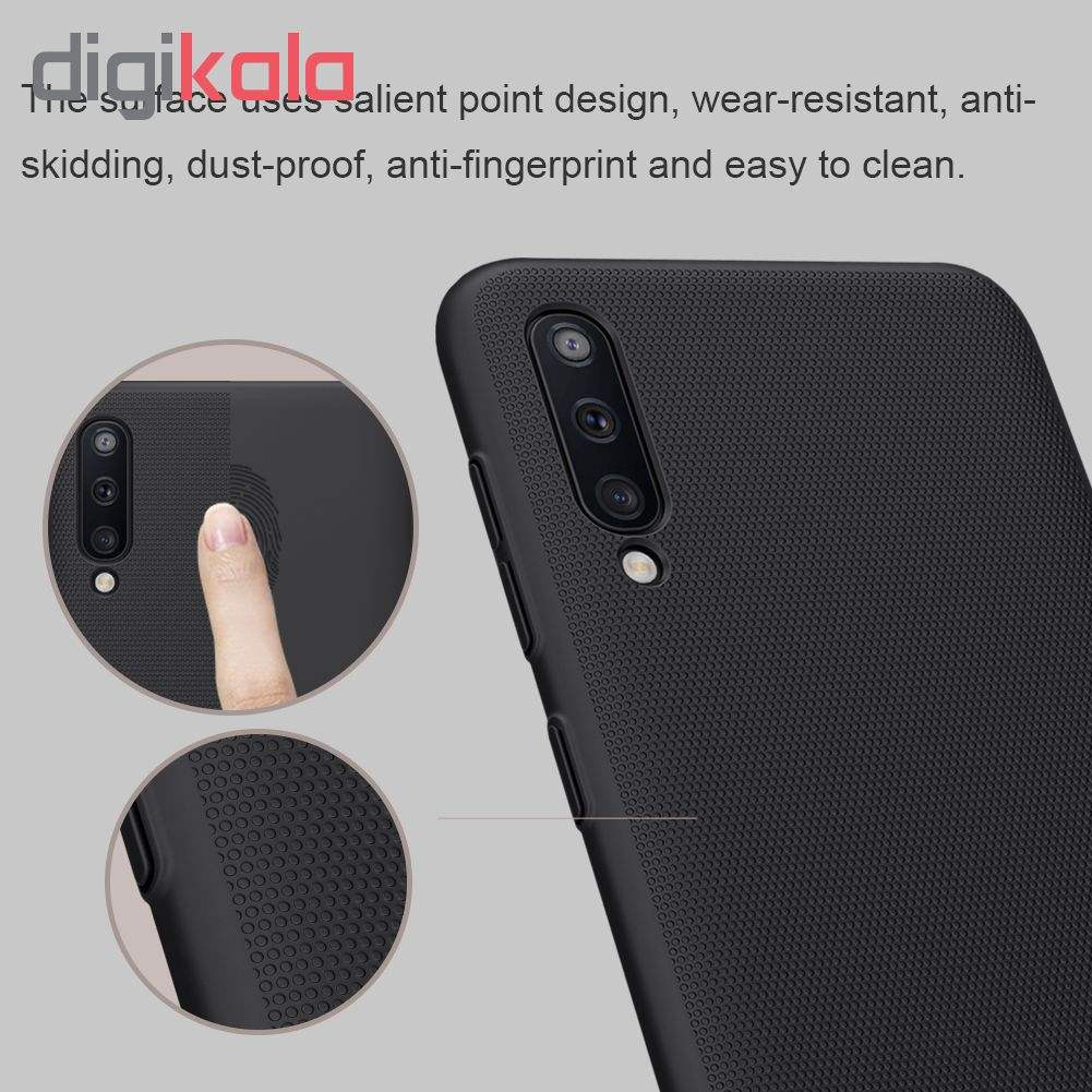 کاور نیلکین مدل Super Frosted Shield مناسب برای گوشی موبایل سامسونگ Galaxy A50s/A30s/A50 main 1 6