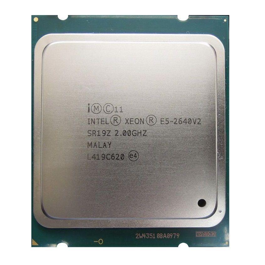 پردازنده مرکزی اینتل سری Ivy Bridge مدل E5-2640 v2