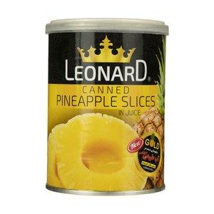 کمپوت آناناس لئونارد - 565 گرم