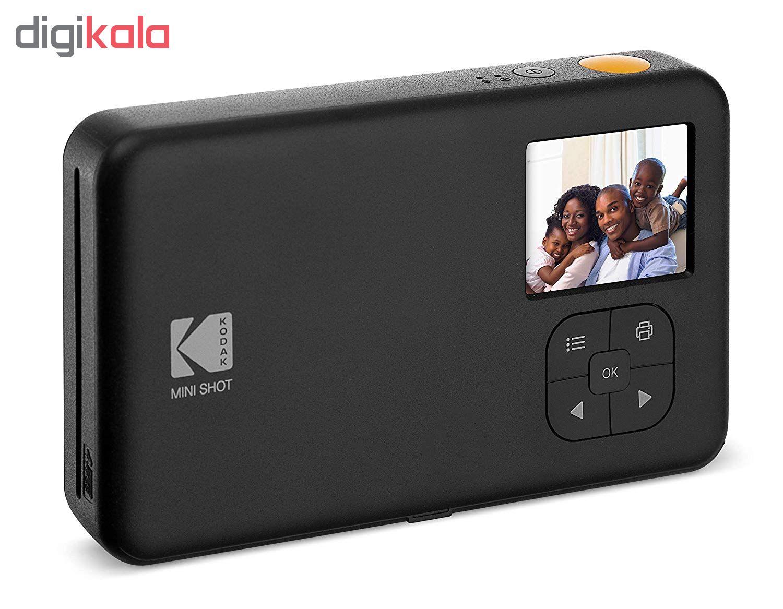دوربین عکاسی چاپ سریع کداک مدل mini Shot