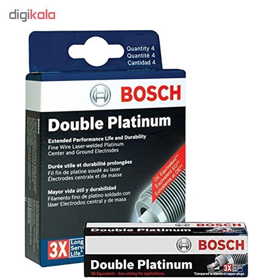 شمع خودرو بوش مدل DP-3X بسته 4 عددی main 1 2