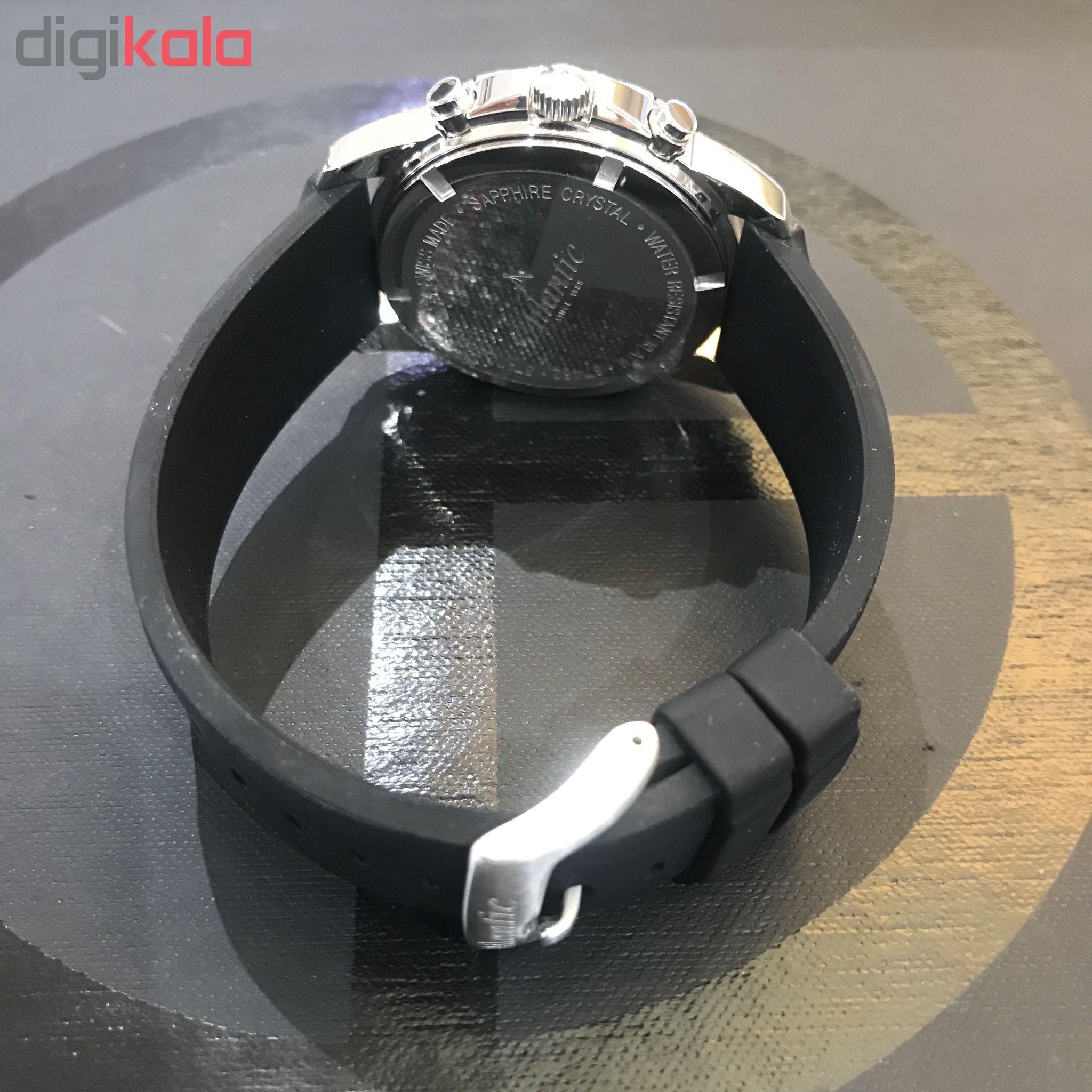 ساعت مچی  مردانه آتلانتیک مدل AC-87462.42.51PU              اصل