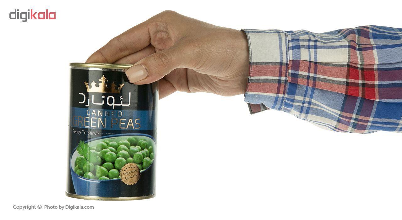 کنسرو نخود سبز لئونارد - 420 گرم main 1 6